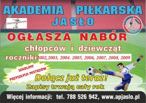 AP Jasło Nabór 2014 czerwiec