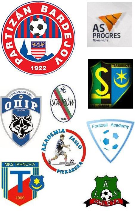 kluby 2015
